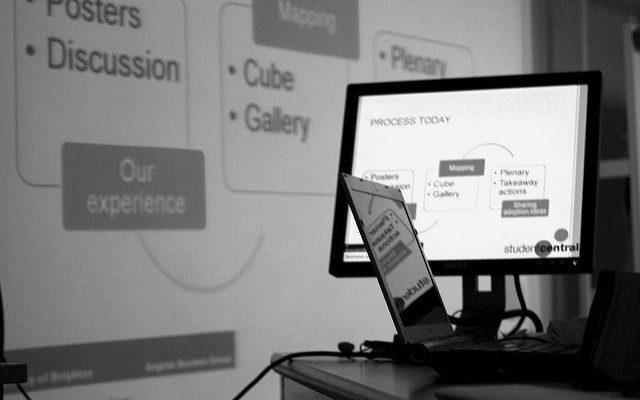 Quand PowerPoint est trop relou… Vive le shortcode [gallery] de #WordPress !
