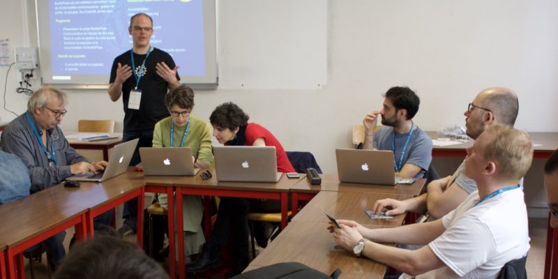 Des rencontres contributives autonomes sur WordPress